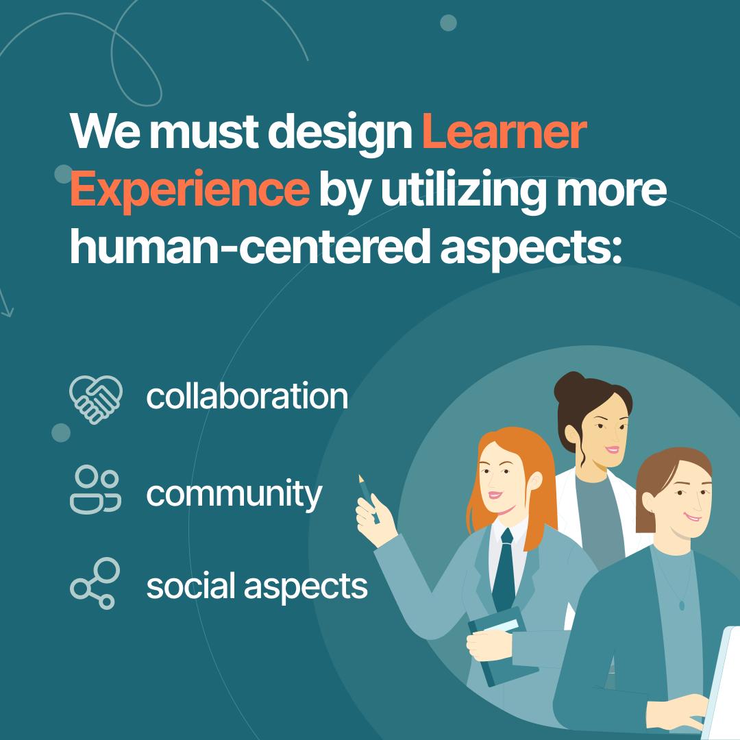 An effective Learner Experience Design (LxD) puts humans at its heart   Profi L&D platform