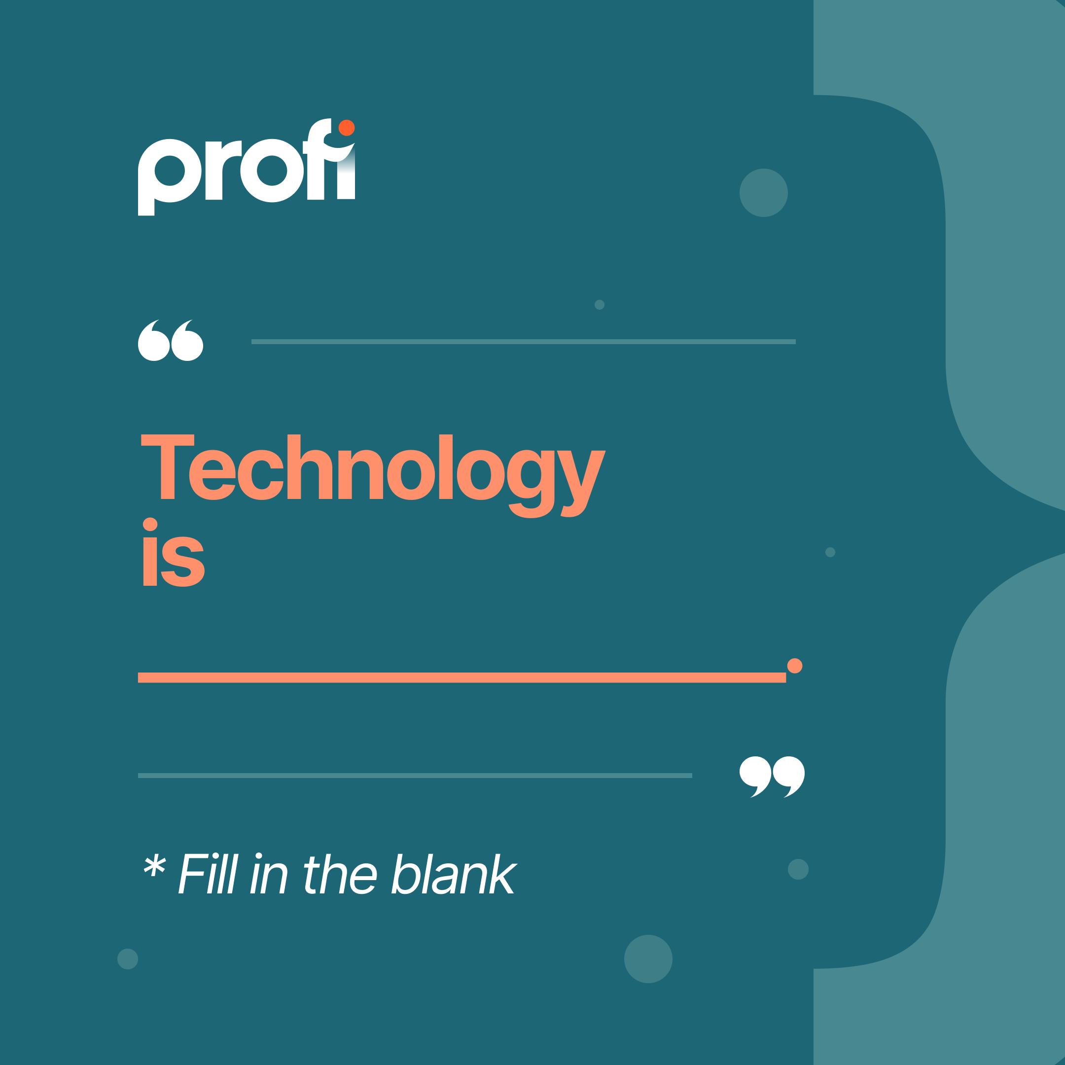 Self-reflective question for professional service providers | Profi platform for consultants