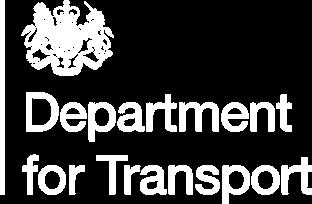 Department for transport white