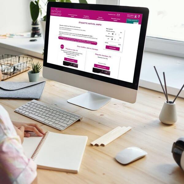 Création d'un e-commerce