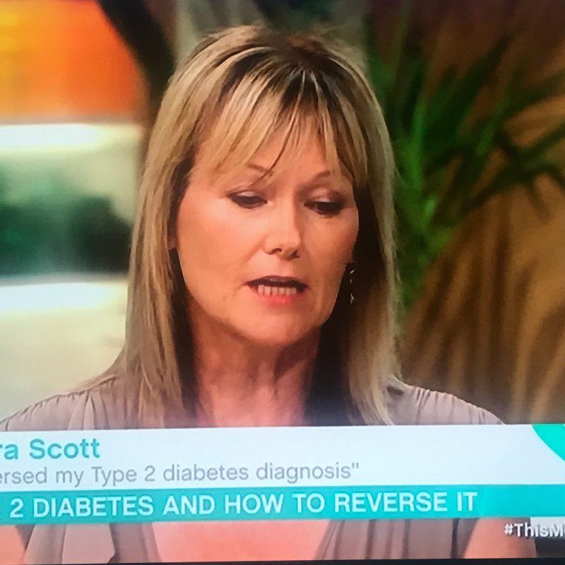 Low Carb Program Debra's Scott featured on ITV's This Morning