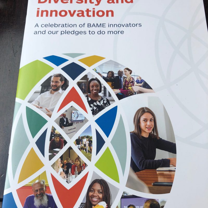DDM CEO Arjun Panesar featured in NHS Diversity and Innovation Report