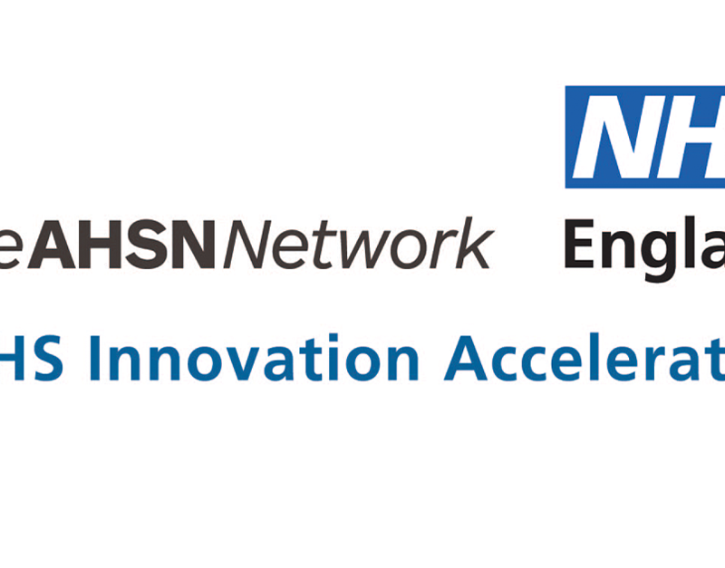 DDM CEO and Low Carb Program part of NHS Innovation Accelerator Scheme