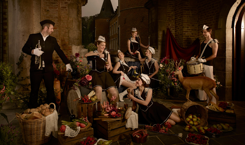 Marionette by Geert de Taeye