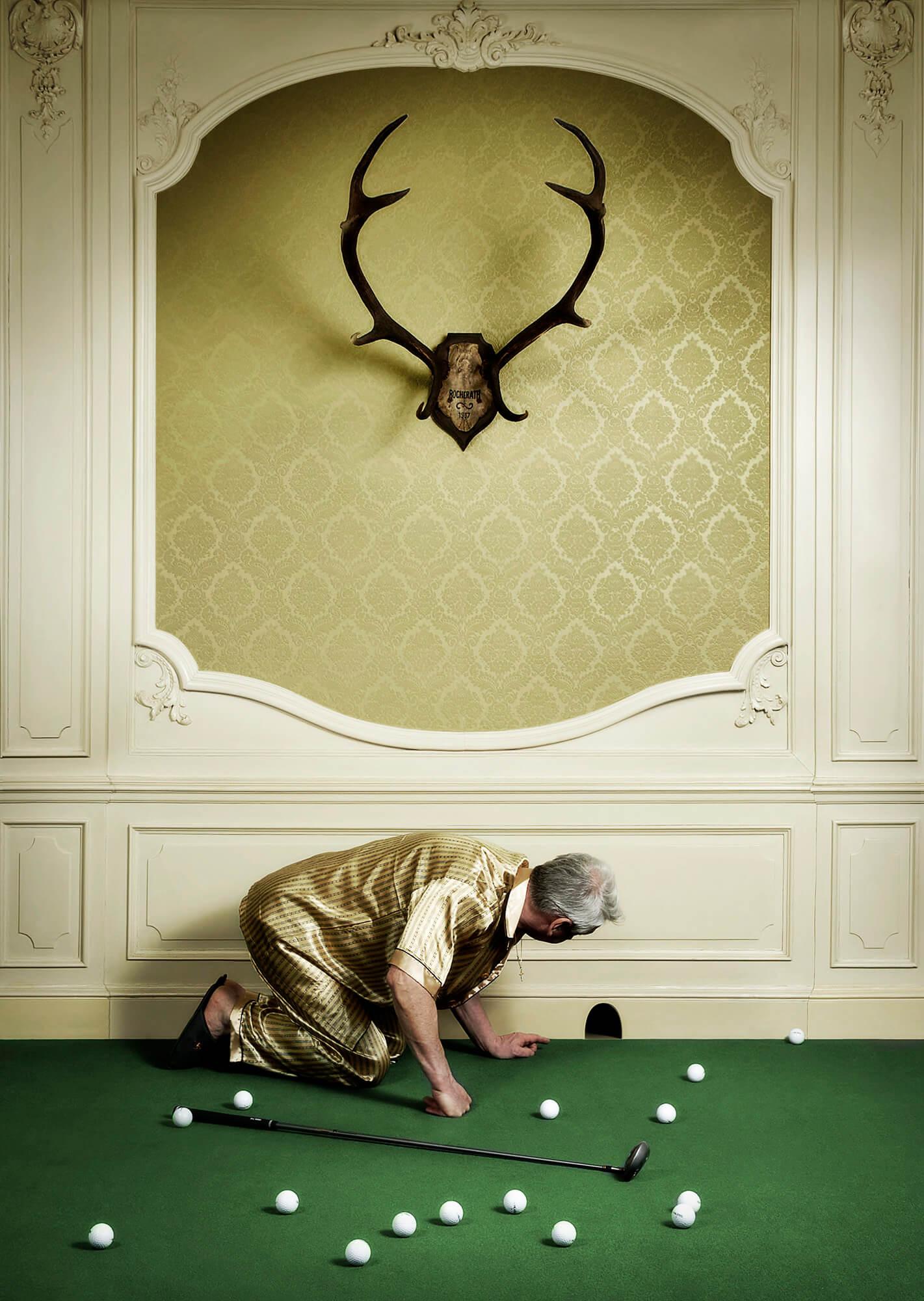 Golf by Geert de Taeye