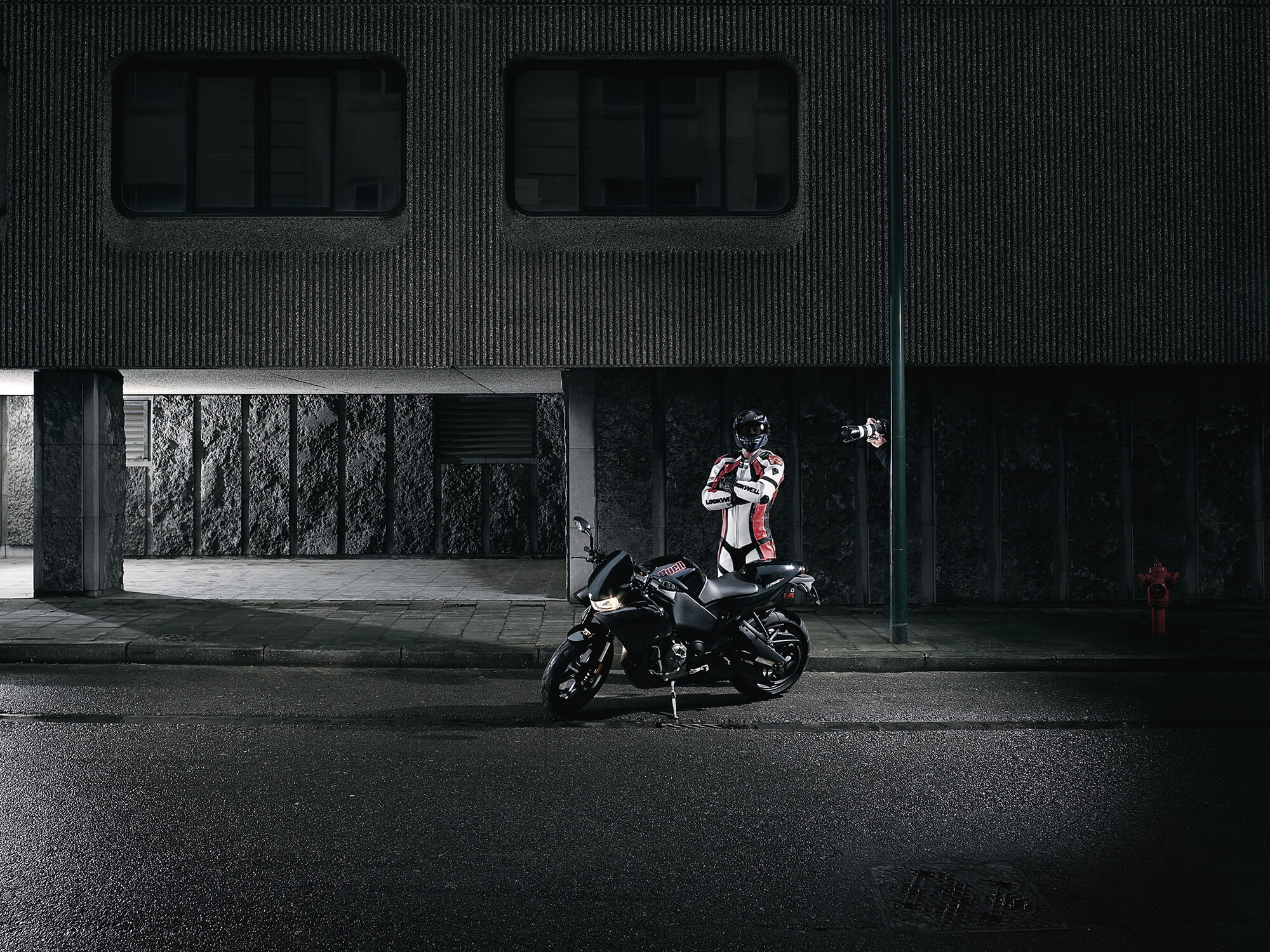 Harley Davidson by Geert de Taeye