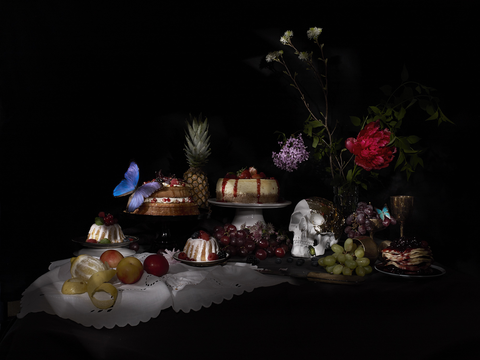 Sweet Feast by Geert de Taeye