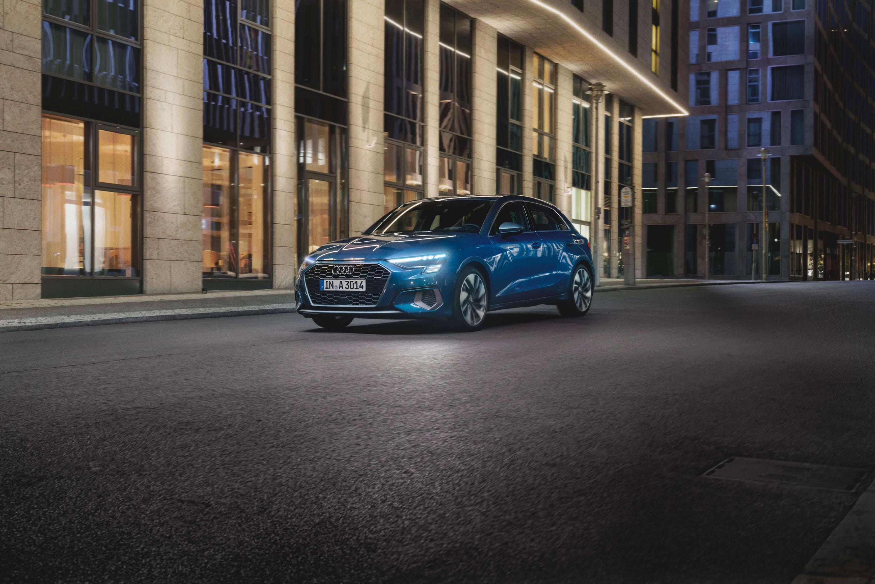 Berlin for Audi by Jan van Endert