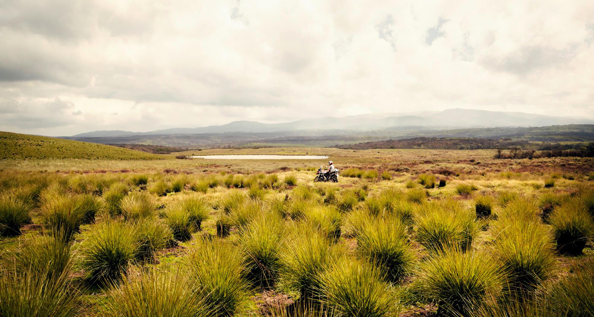 BMW Motorrad Africa by Jan van Endert
