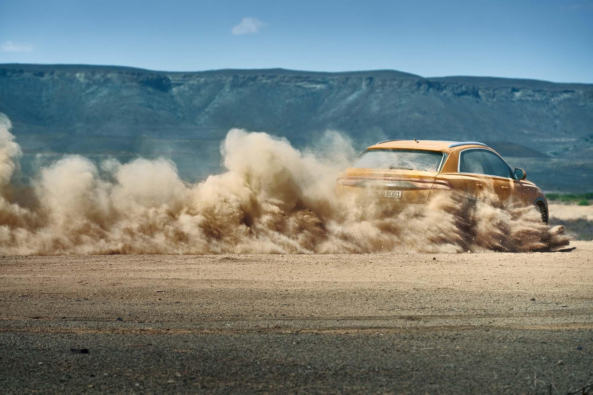 Audi Q8 by Jan van Endert