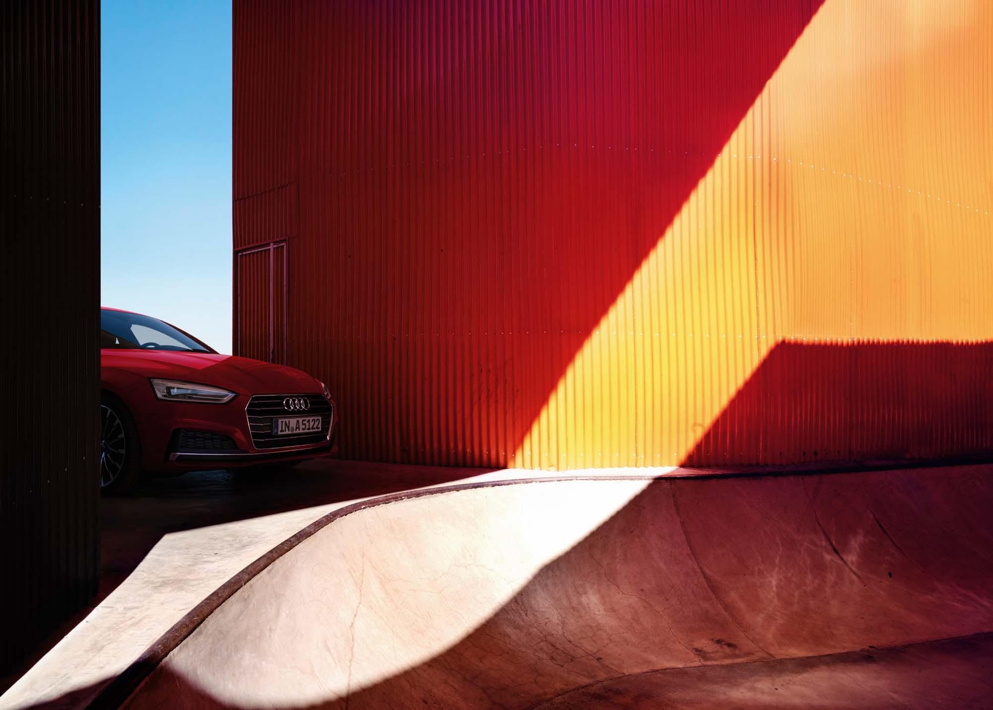 Audi Merida by Jan van Endert