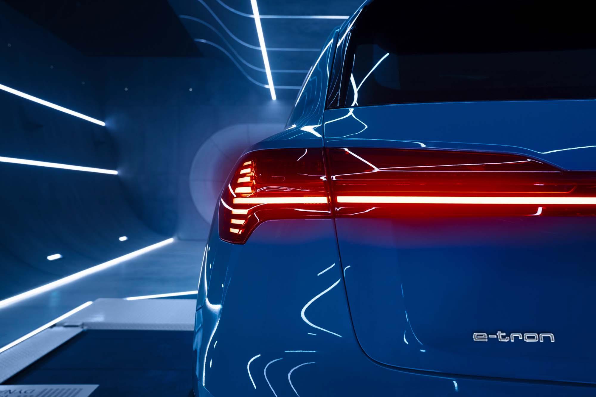 Audi Etron Quattro 1 by Jan van Endert