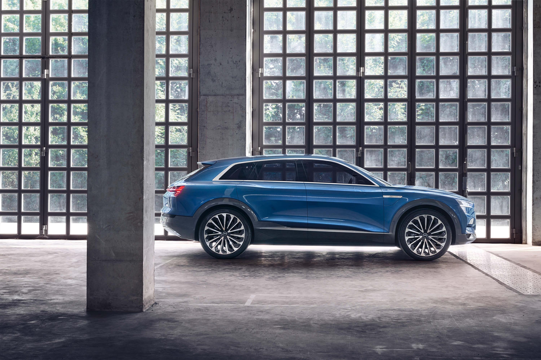 Audi Etron by Jan van Endert
