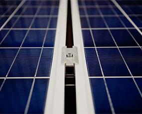 A solar panel