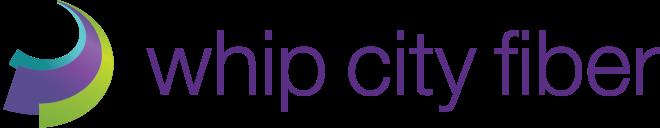 presenting sponsor: whip city fiber logo