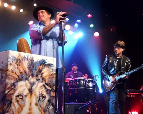 Jingo The Santana Tribute