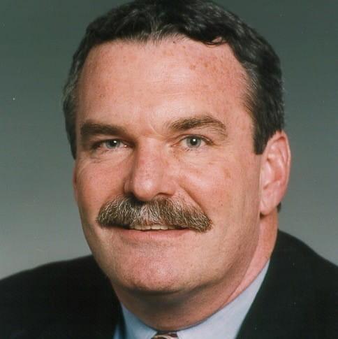 Portrait of Edward Mulvey