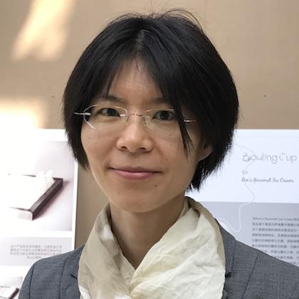 Portrait of Yu-Ru Lin