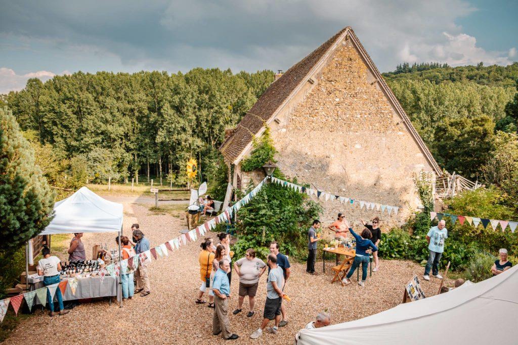 Mutinerie village - rural coworking space in France
