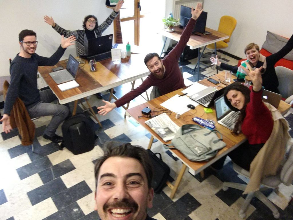 Coliving and coworking space in Matera, Italy - Casa Netural