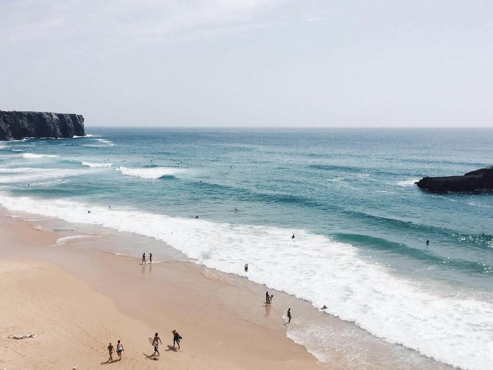Summers in Algarve