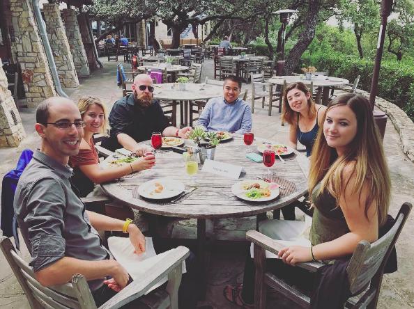Trello Team Lunch