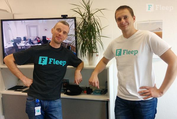 Fleep Team Picture