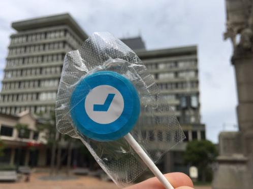 Timely Lollipop
