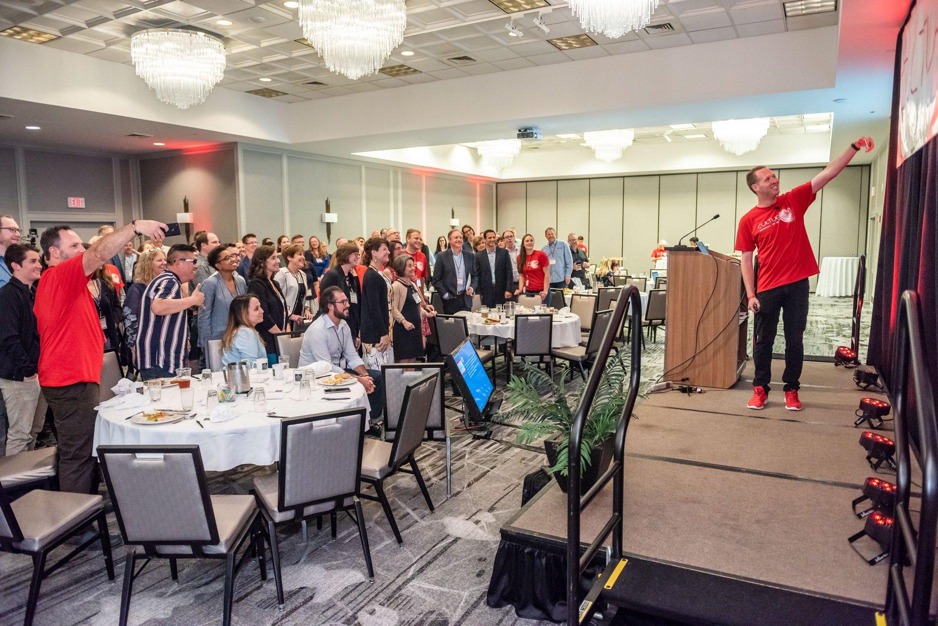 Workplace culture conference CultureCon 2019