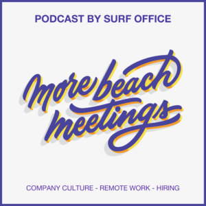 Podcast about company culture and remote work