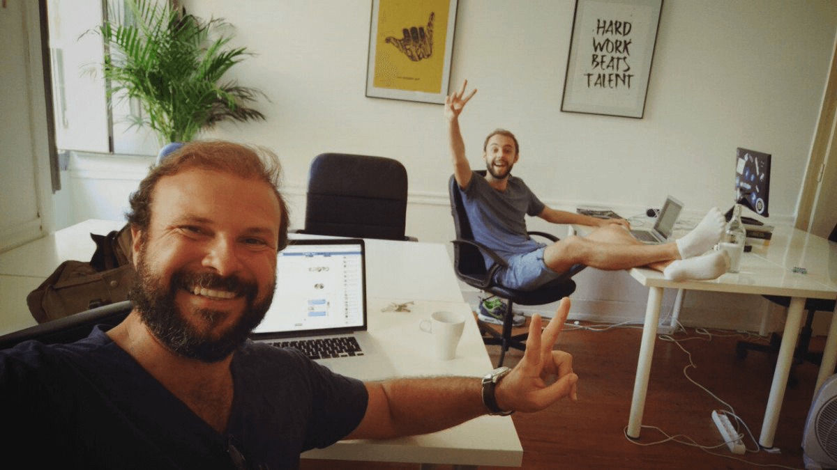 How remote working gave Matt the freedom for sideprojects