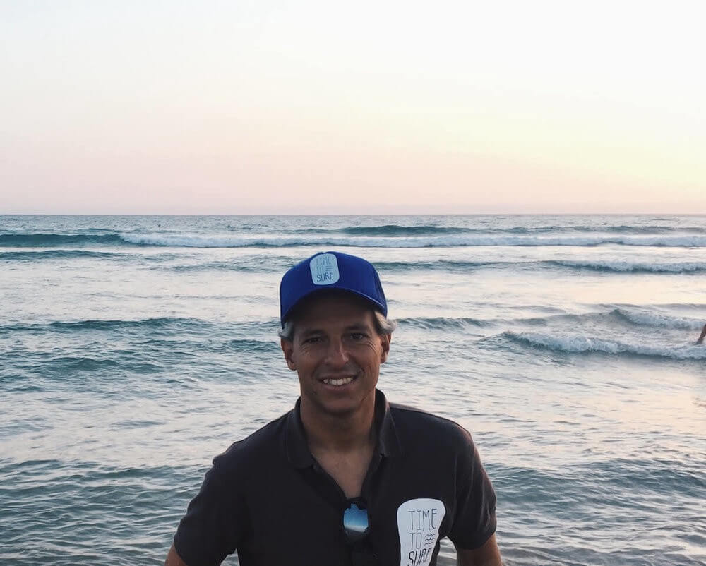 Life's a beach: Goncalo on living and working as a surf coach