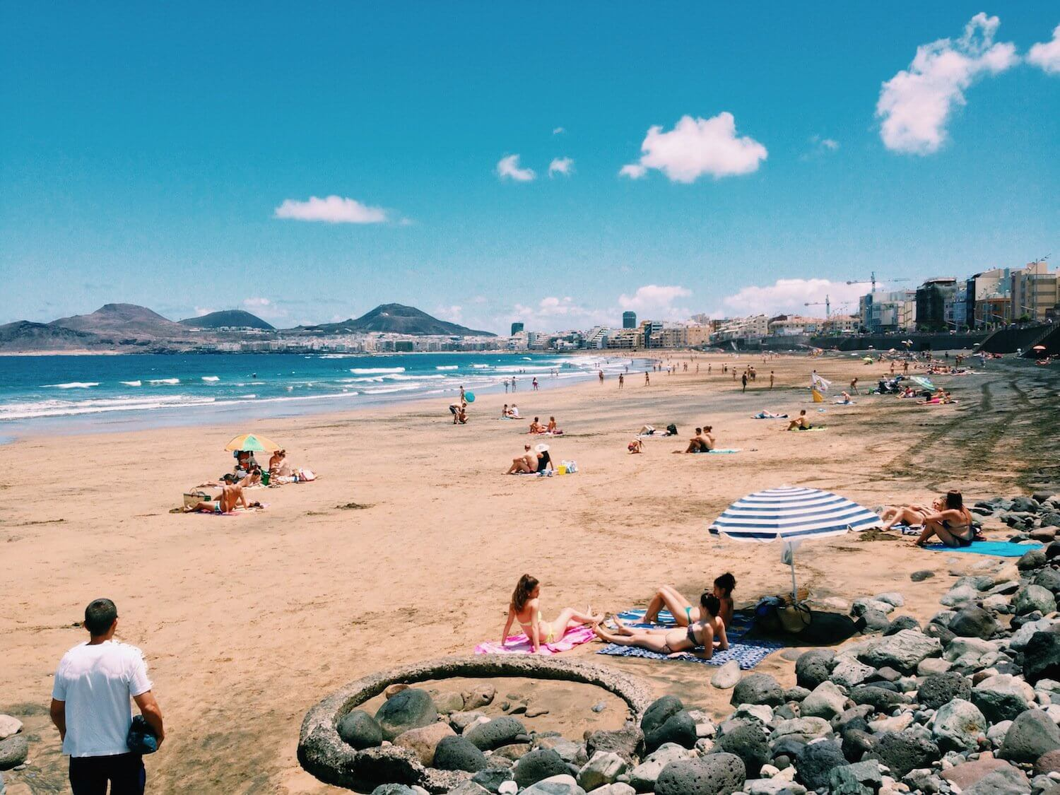 Why is Gran Canaria the best place to work remotely from?