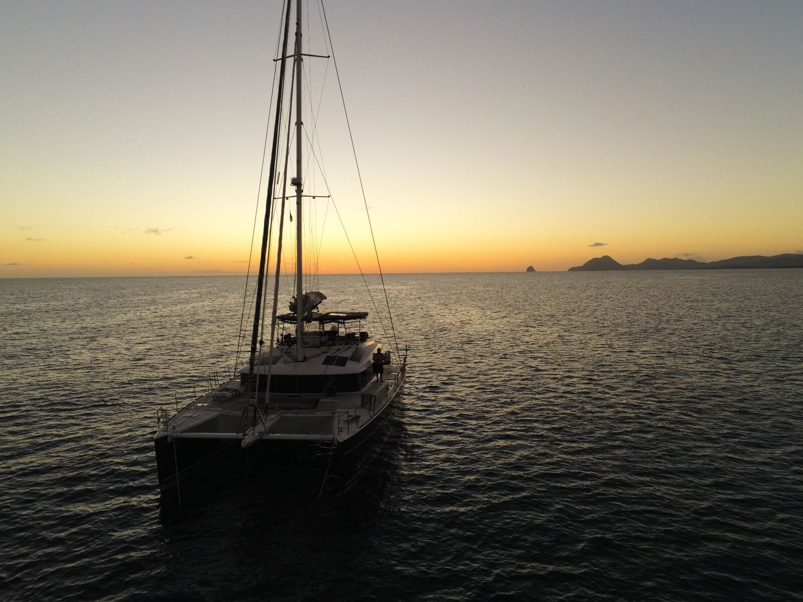 Get on the same boat with nomads and remote workers. Literally!