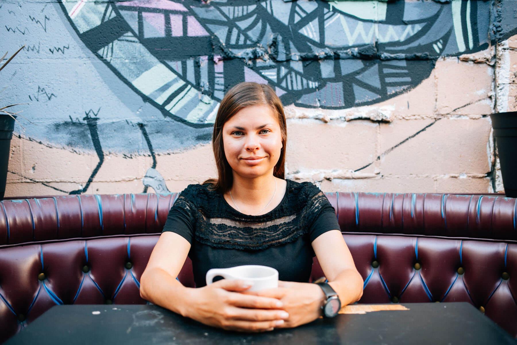 Meet Marina Janeiko, traveling UX designer