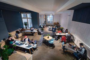 Betahaus Kreuzberg - coworking space in Berlin, Germany