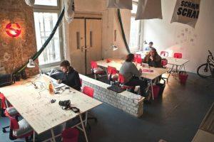 Enklave coworking in Berlin, Germany