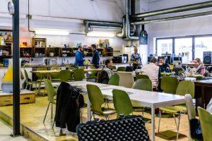 Motionlab coworking in Berlin, Germany