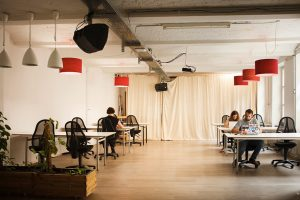 co.up community space and coworking in Berlin, Germany