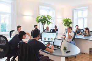 Best coworking space in Lisbon - Cowork Central, Cais do Sodré