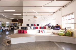 Impact Hub - coworking space in Lisbon