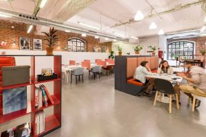 Spaces Madrid Rio Coworking