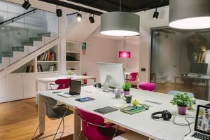 Cool Inquieto Coworking in Madrid, Spain