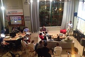 Startup Basecamp Co-living San Francisco