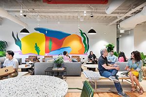 WeWork Miami, coworking space in Florida