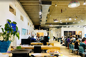 The LAB Miami, coworking space in Florida