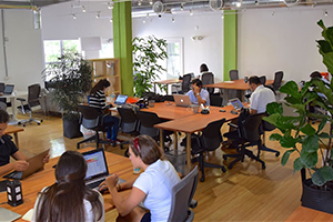 TamboWorks Miami, coworking space in Florida
