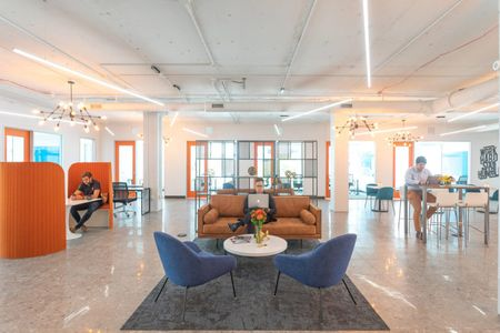 Expansive Theater District - coworking space in Houston, Texas