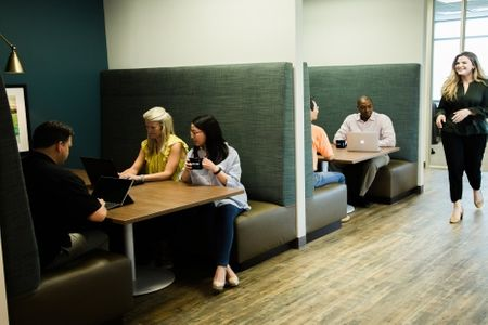 The Work Well coworking space in Houston, Texas