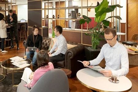 Servcorp - TC Energy Center - coworking space in Houston, Texas